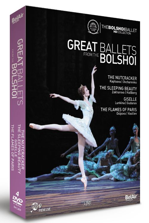 Great Ballets from the Bolshoi [Video]
