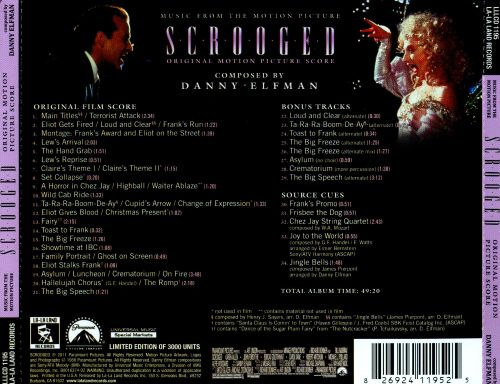 Scrooged [Original Motion Picture Score]