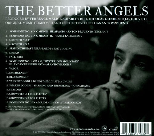 Better Angels [Soundtrack]
