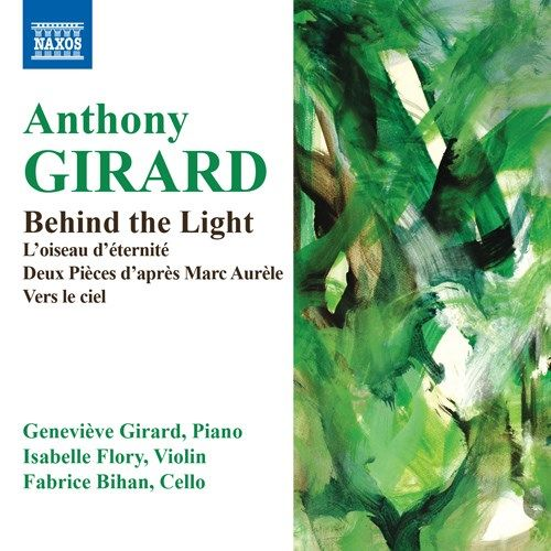 Anthony Girard: Behind the Light