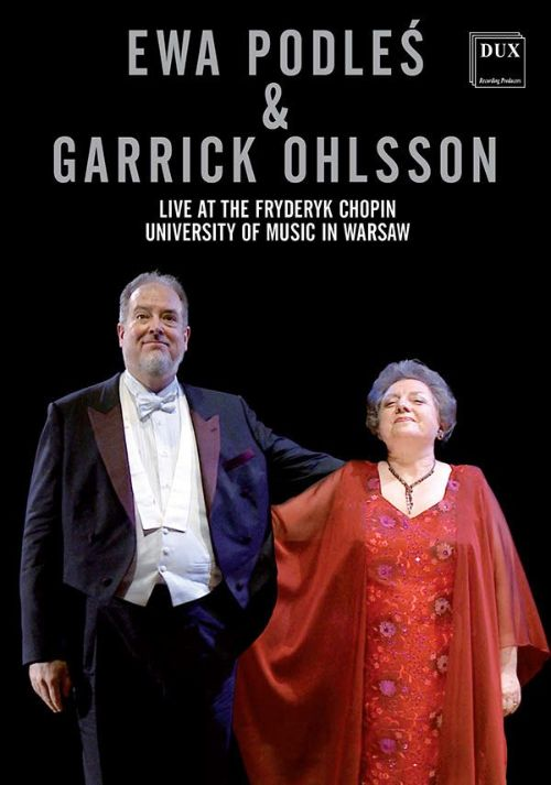 Ewa Podles & Garrick Ohlsson: Live at the Frédéric Chopin University of Music in Warsaw [Video]