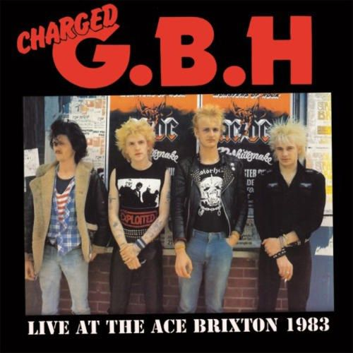 Live at The Ace, Brixton, 1983