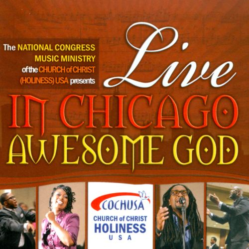 Live In Chicago: Awesome God