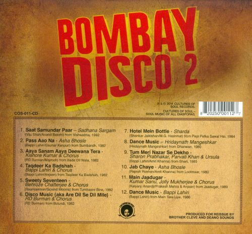 Bombay Disco, Vol. 2