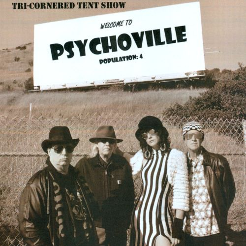 Welcome To Psychoville, Population 4