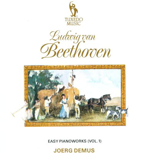 Beethoven: Easy Pianoworks, Vol. 1