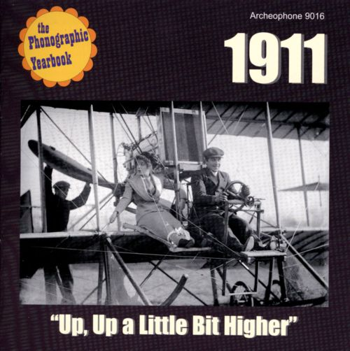 The Phonographic Yearbook 1911: Up, Up a Little Bit Higher