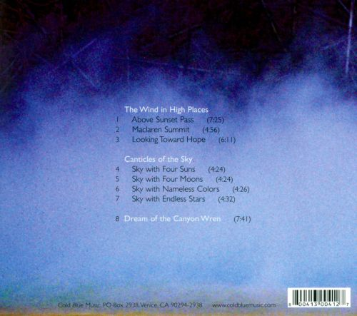 John Luther Adams: The Wind in High Places