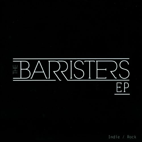 The Barristers EP