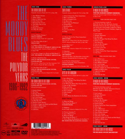 The Polydor Years: 1986-1992