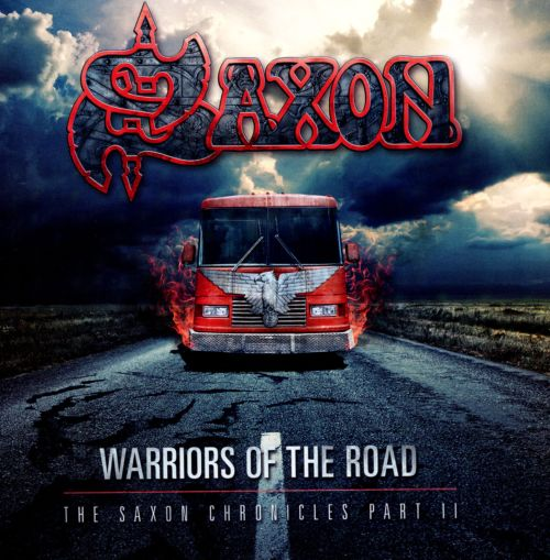 Warriors of the Road: The Saxon Chronicles, Vol. 2
