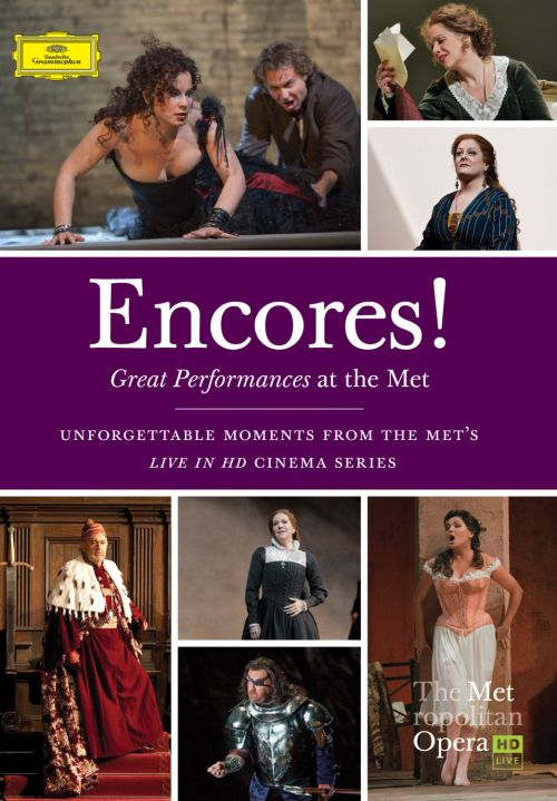 Encores!: Great Performances at the Met