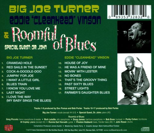 With Roomful of Blues