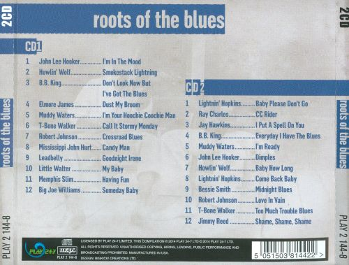 Roots of the Blues [Play 24-7]