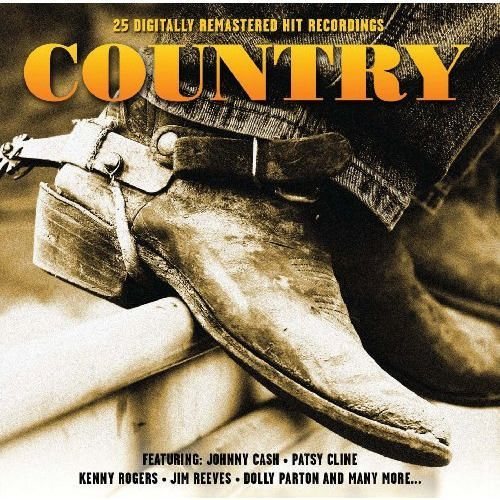 Country: 25 Digitally Remastered Hit Recordings