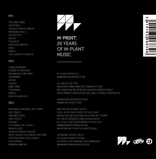 M-Print: 20 Years of M-Plant Music