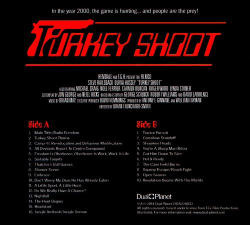 Turkey Shoot [Original Soundtrack]