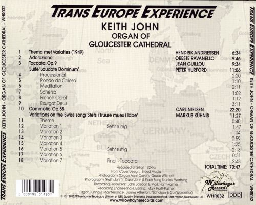 Trans Europe Experience