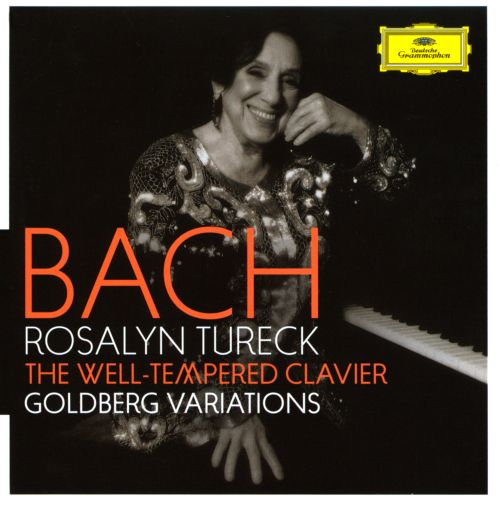 Bach: The Well-Tempered Clavier; Goldberg Variations