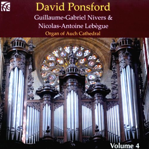 French Organ Music from the Golden Age Vol. 4