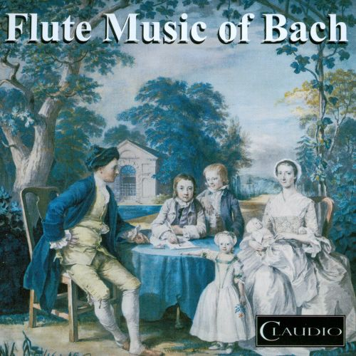 Flute Music of Bach