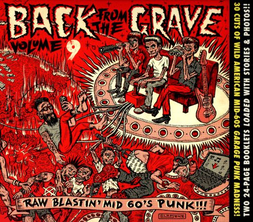 Back from the Grave, Vol. 9 [CD]