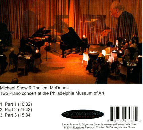 Two Piano Concert at the Philadelphia Museum of Art
