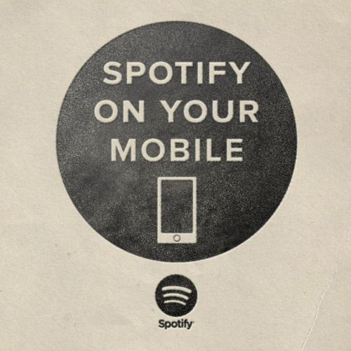 Spotify On Your Mobile