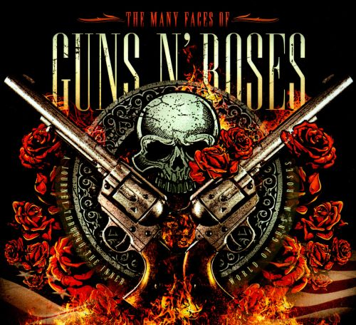 The many faces of guns n roses various artists songs reviews the many faces of guns n roses thecheapjerseys Choice Image