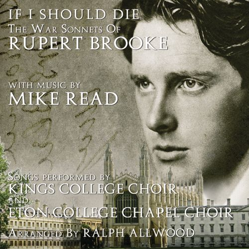 If I Should Die: War Sonnets of Rupert Brooke