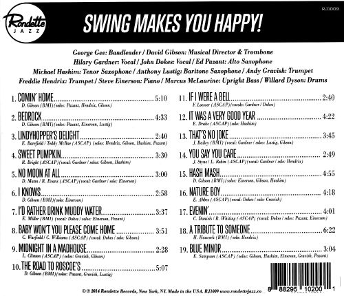 Swing Makes You Happy!