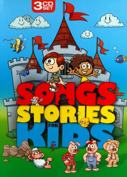 Songs & Stories For Kids