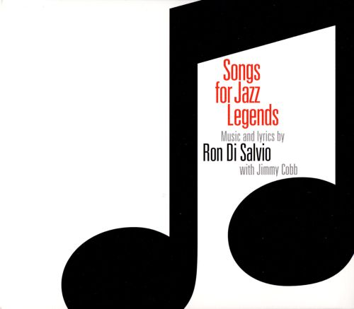 Songs For Jazz Legends