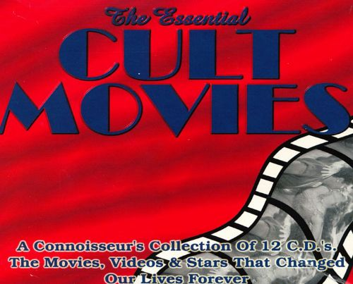 The Essential Cult Movies [12 Disc Box]