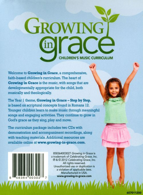 Growing in Grace: Younger Children, Year 1 - Fall
