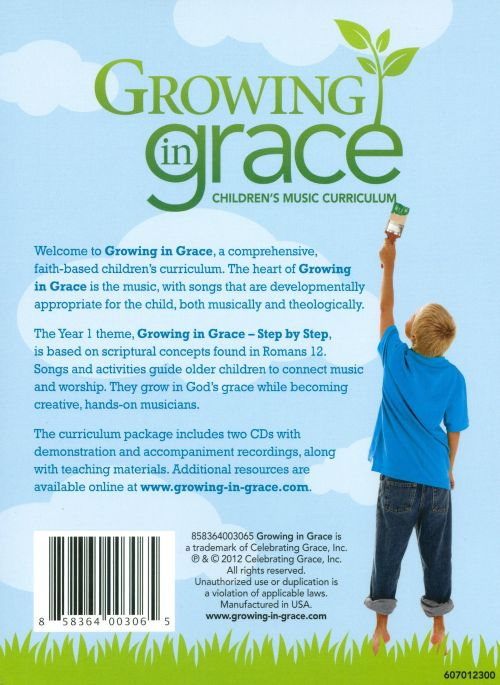 Growing in Grace: Older Children - Year 1 - Spring