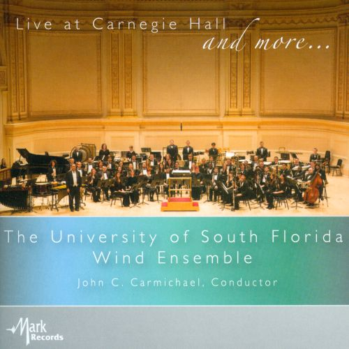 Live at Carnegie Hall and more...