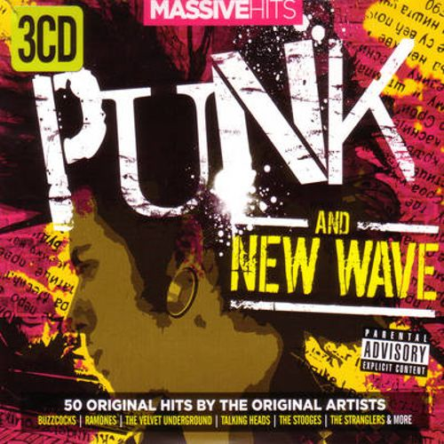 Massive Hits: Punk and New Wave