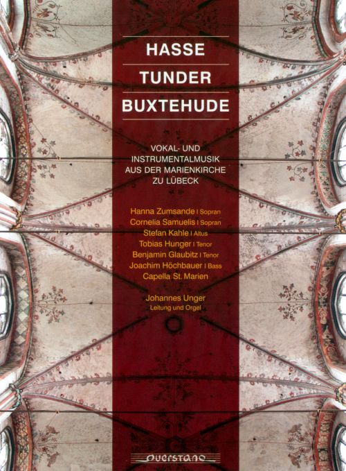 Hasse, Tunder, Buxtehude