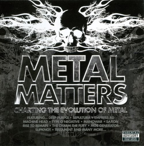 Metal Matters: Charting the Evolution of Metal