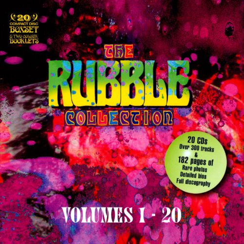 The Rubble Collection, Vols. 1–20
