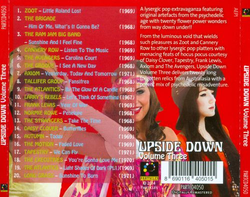 Upside Down, Vol. 3: 1966 - 1971: Coloured Dreams From The Underworld