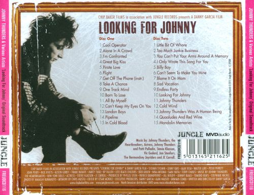 Looking for Johnny: The Legend of Johnny Thunders [Original Soundtrack]