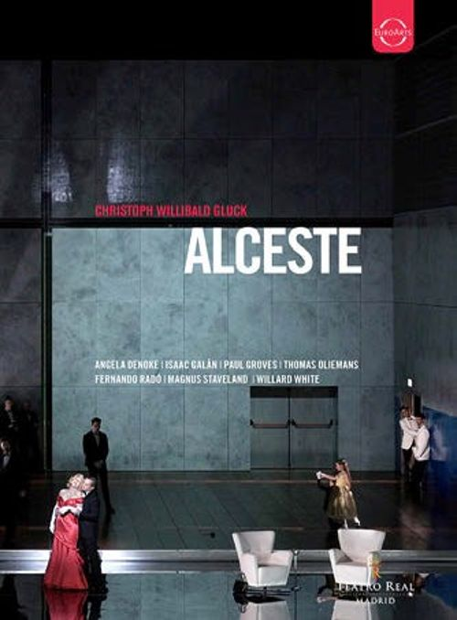 Christoph Willibald Gluck: Alceste [Video]