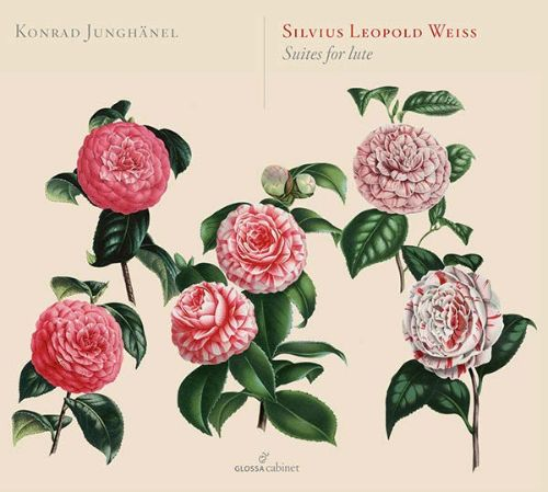 Sylvius Leopold Weiss: Suites for Lute
