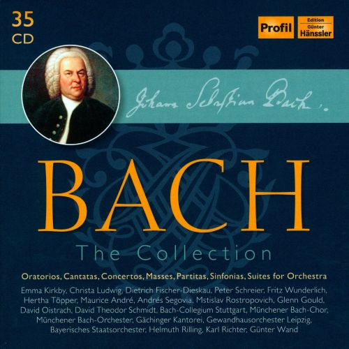 Bach: The Collection [Profil]