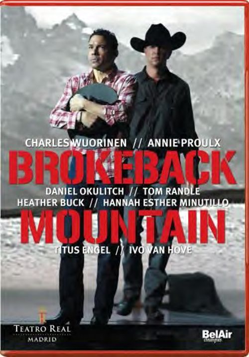 Charles Wuorinen, Annie Proulx: Brokeback Mountain [Video]