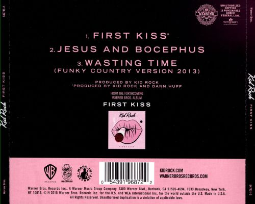 First Kiss [Single]