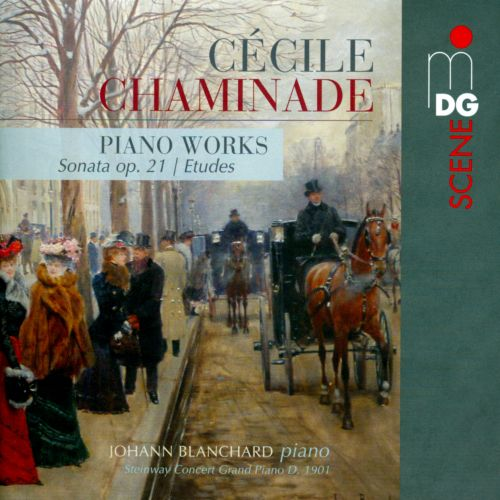 Cécile Chaminade: Piano Works