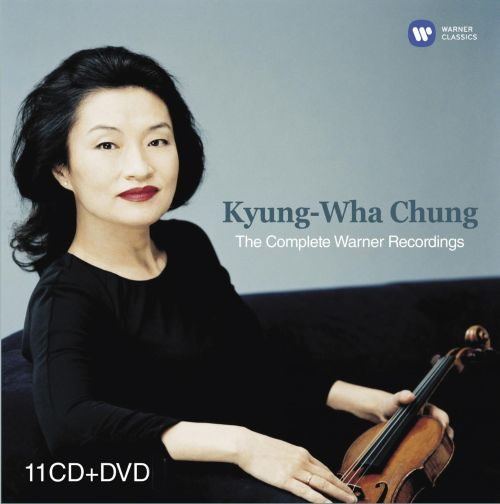 Kyung-Wha Chung: The Complete Warner Recordings